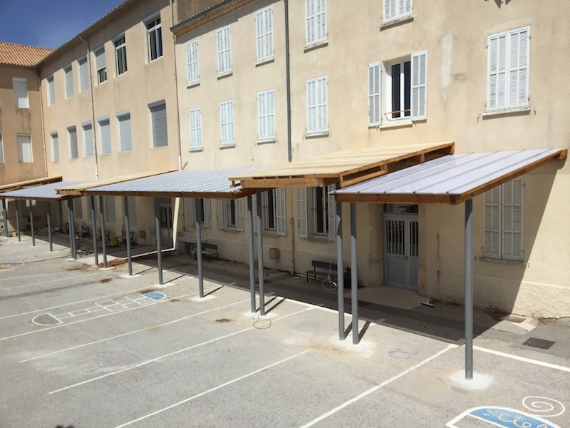 Auvent Marseille